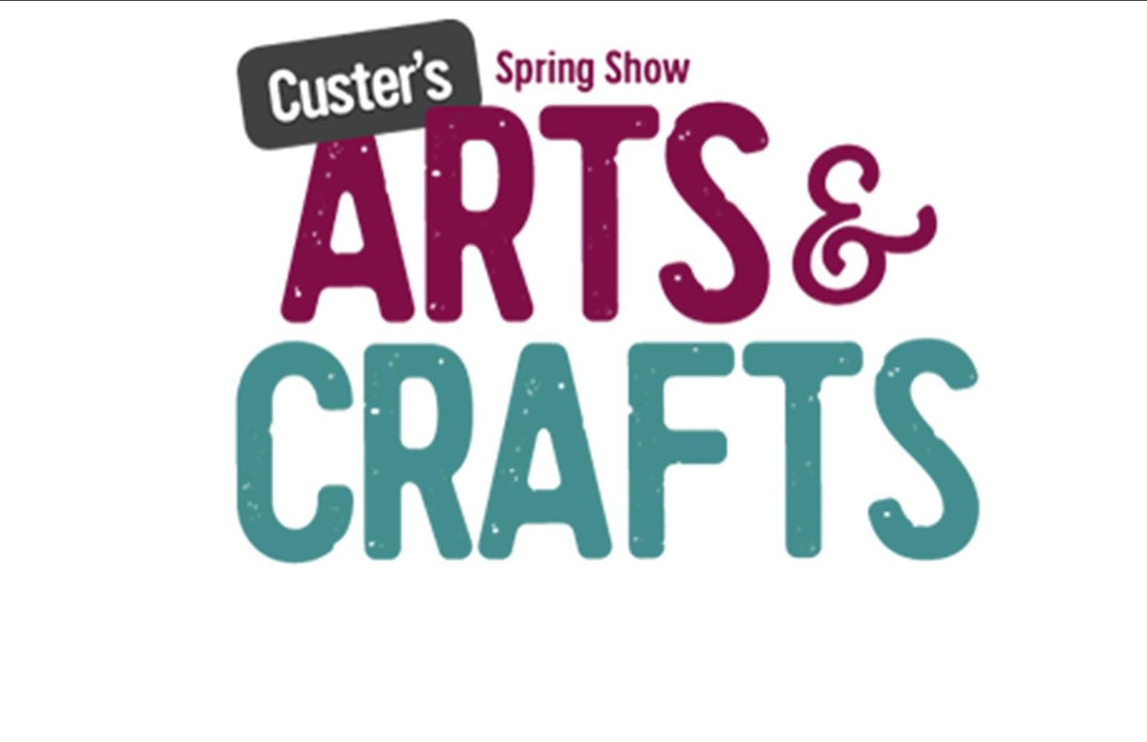 Custer's Spring Arts & Craft Show