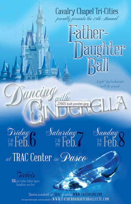 19th Annual FatherDaughter Ball - Dancing with Cinderella