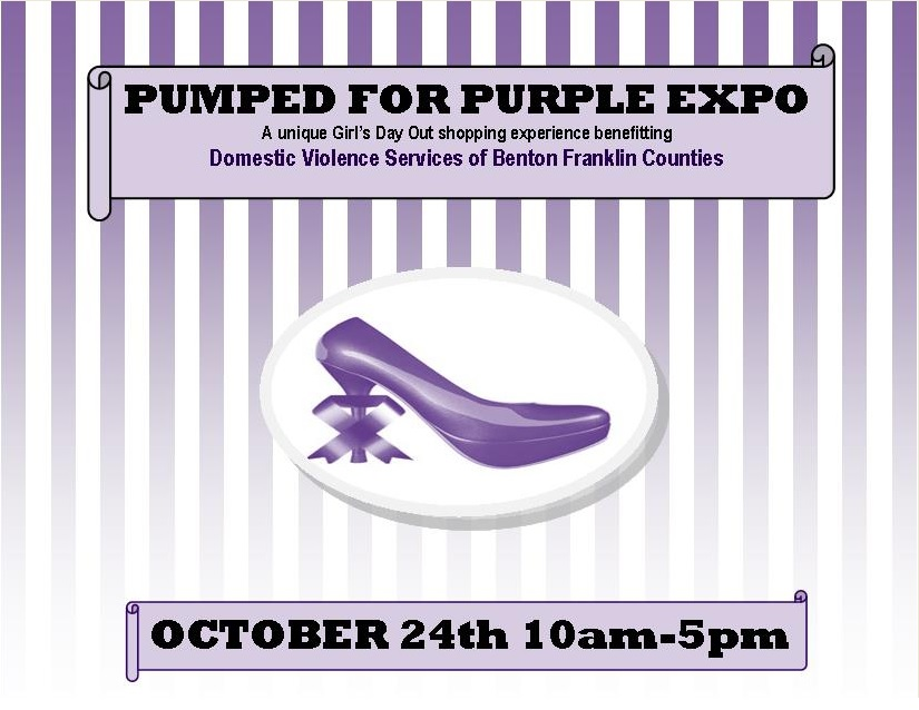 Pumped For Purple Expo